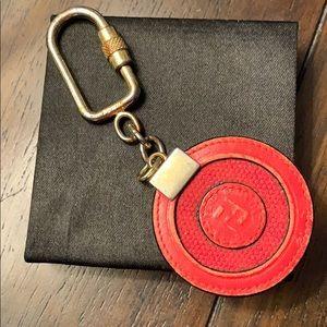 Shabby Chic Fendi Vintage Keychain